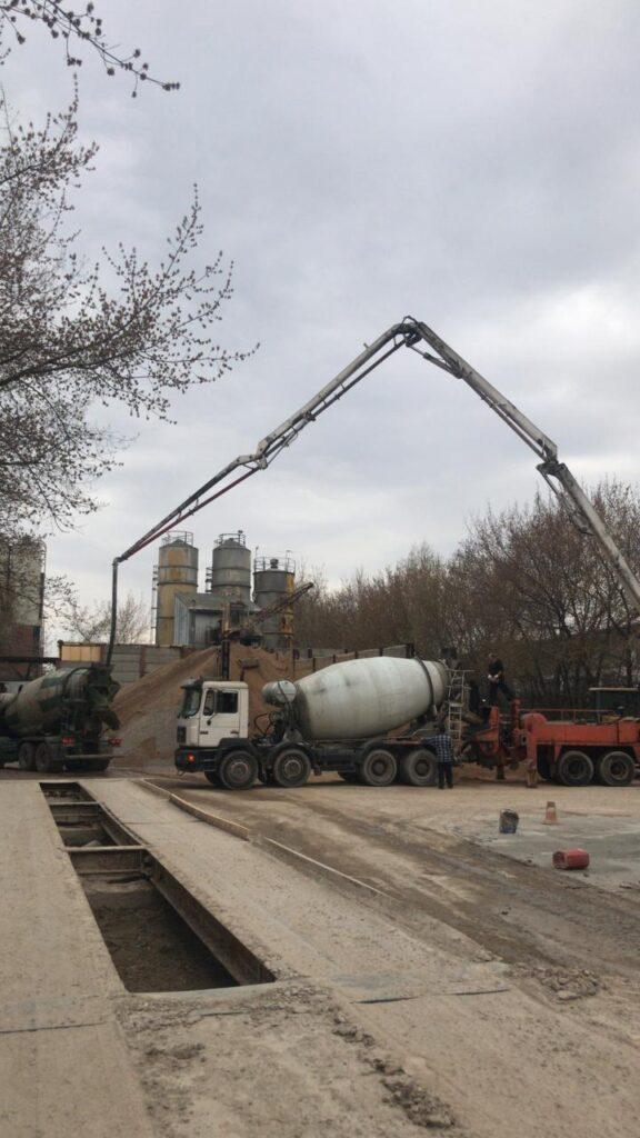 Бетон в нахабино заказ купить бетон шахты